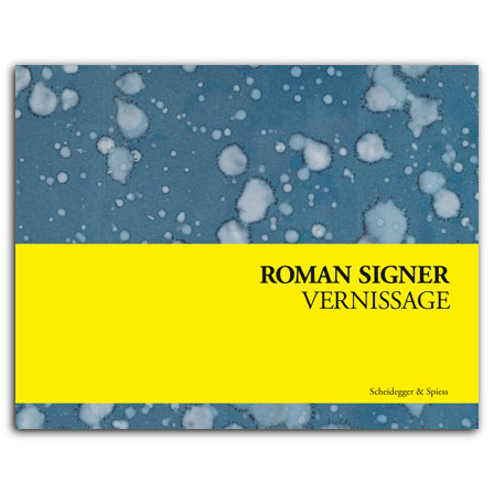 Roman Signer. Vernissage
