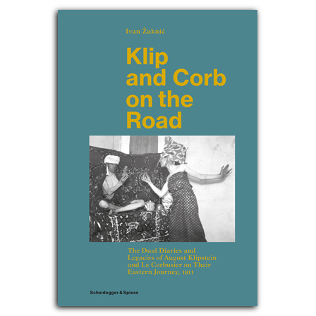 Klip and Corb on the Road